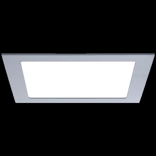 AB Arlemark 24W LED panel från Lamptime i aluminium