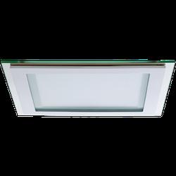 Lamptime Panel LED Glas Fyrkantig 6W (20 st/förp)