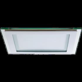 Lamptime Panel LED Glas Fyrkantig 16W (20 st/förp)