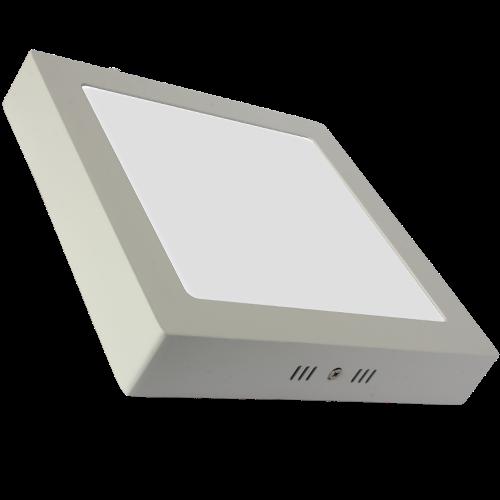 Lamptime Takarmatur Fyrkantig 6W (20 st/förp)