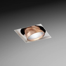 Puraluce ORIENTE Square (Single) LED Spot