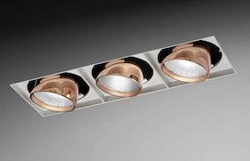 Puraluce ORIENTE (Trippel) LED Spot