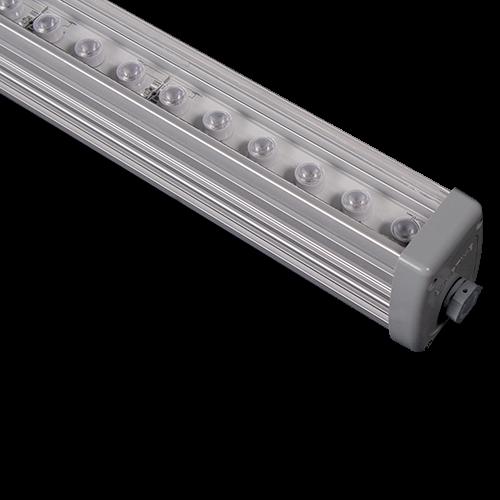 AB Arlemark 6W fasadbelysning från Lamptime i aluminium prisvärd och hållbar