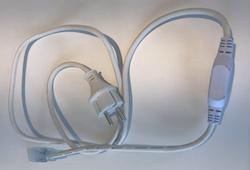Anslutningskabel NEON LED (en färg)