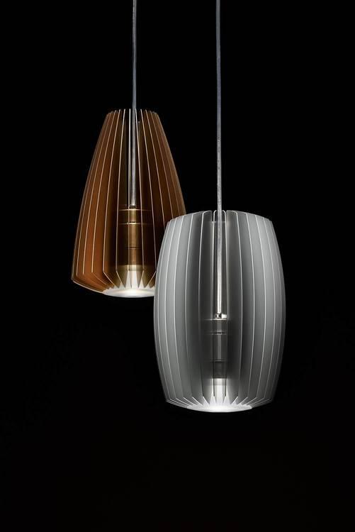 AB Arlemark Blume-L nedpendlad 25W från Puraluce Utmärkt italiensk design och optik