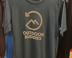 Outdoor Buddies W´s Merino Tee