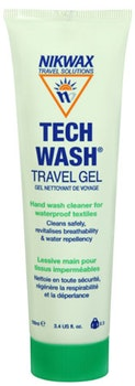 Nikwax Tech Wash® Travel Gel 100 ml