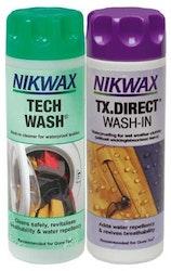 Nikwax Duo Pack (Tech Wash/TX.Direct) 300 ml