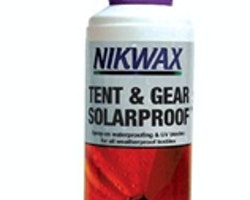 Nikwax Tent & Gear Solar Proof Spray-On