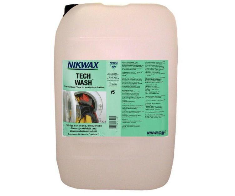 Nikwax Tech Wash 25 Liter