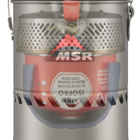 MSR Reactor® Stove Systems