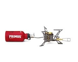Primus OmniLite Ti - incl. Fuel Bottle and super pouch