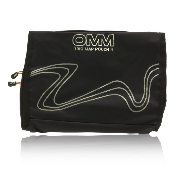 the OMM Trio Map pouch