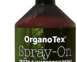 OrganoTex Spray-On TEXTILE WATERPROOFING