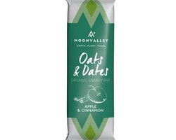 MoonvalleyME Organic Energy Bar – Apple & Cinnamon
