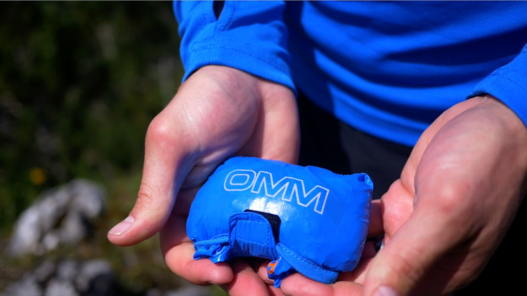 the OMM SONIC SMOCK