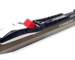 Zandstra Blade, monterad med BC Bindning