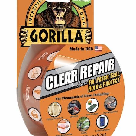 Gorilla tape clear