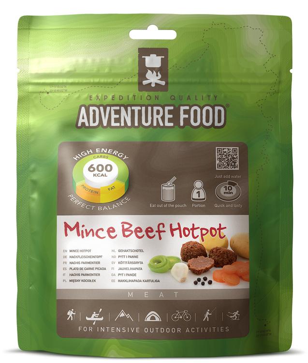 Adventure Food Mince Beef Hotpot