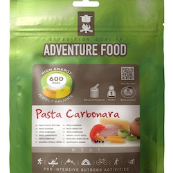 Adventure Food Pasta Carbonara