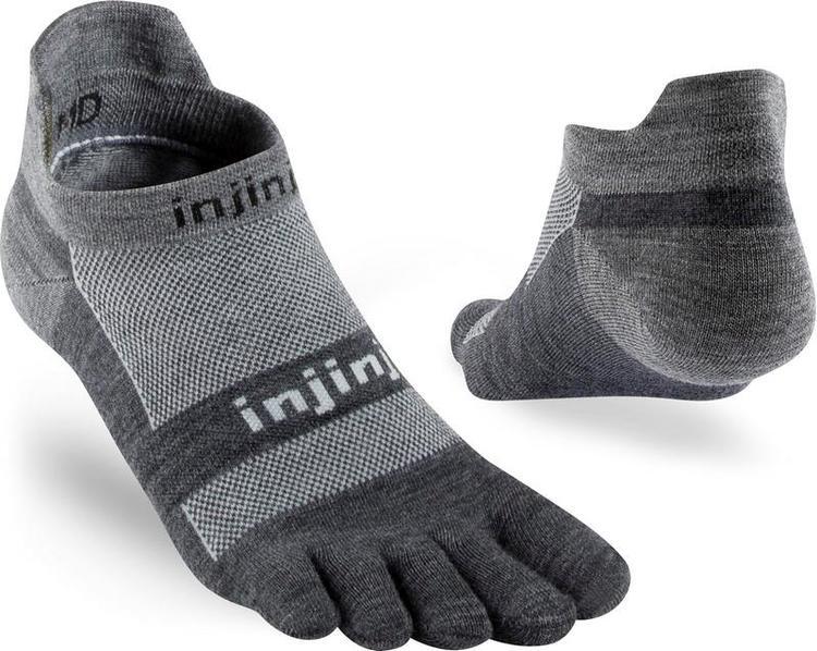 Injinji Run LW No-Show Wool