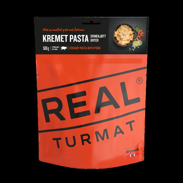 REAL Turmat Creamy Pasta with Pork