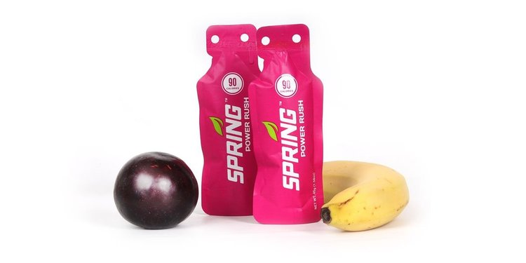 Spring Energy POWER RUSH- Perfect Pre-Race & Race Fuel