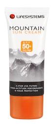 Lifesystems Mountain SPF50+ Sun Cream - 50ml