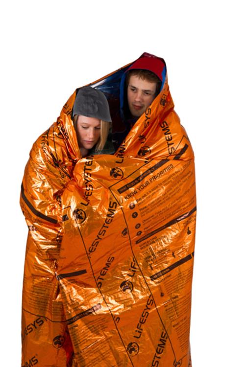 Lifesystems Heatshield Thermal Blanket Double