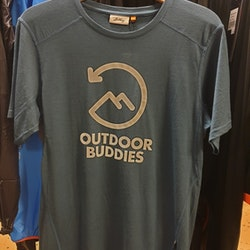 Outdoor Buddies M´s Merino Tee