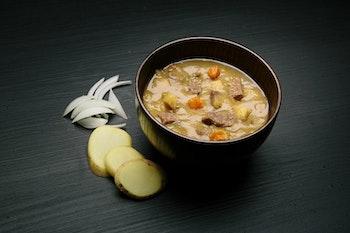 REAL Reindeer Soup