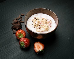 REAL Light Meal Chocolate Muesli