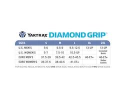 Yaktrax Diamond Grip