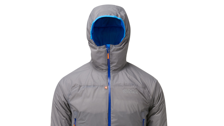 the OMM Mountain Barrage Jacket