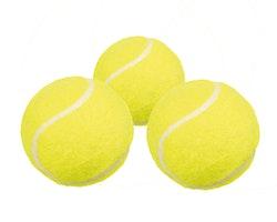 Tennisbollar, 3 Pack