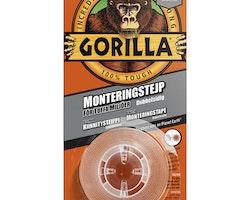 Gorilla Monteringstejp