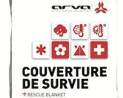 Arva Rescue Blanket 190Gr - 140/220 Cm