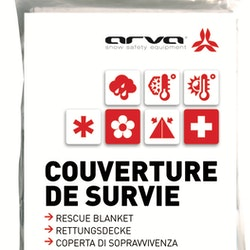 Arva Rescue Blanket 60Gr - 140/220 Cm