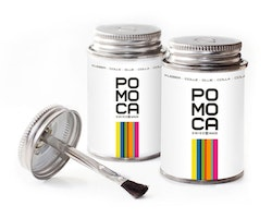 Pomoca Can Of Glue With Brush 150G