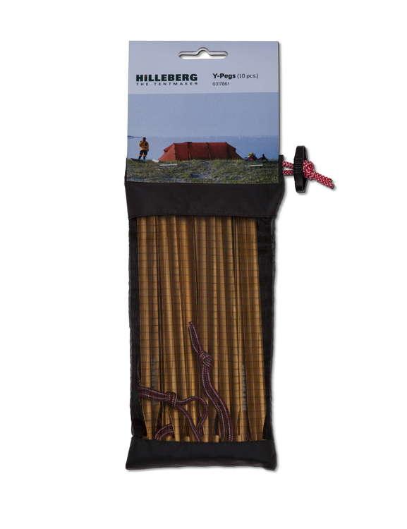 Hilleberg Y-Peg Tältpinnar