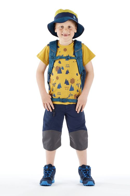 Vaude Kids Caprea Antimos Shorts