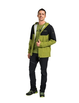 Vaude Men's Simony IV 2,5-Layer Rain Jacket