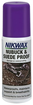 Nikwax Nubuck & Suede, 125ml