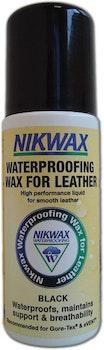 Nikwax Waterproofing Wax for Leather Liquid Black (Aqueous Wax Black), 125ml