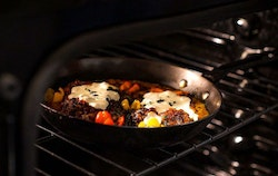 """GSI Outdoors Guidecast Frying Pan 10"""""""