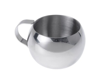 GSI Outdoors Glacier Stainless Double Walled Espresso Cup