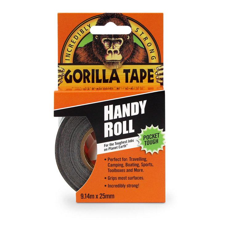 Gorilla Tape Praktisk Rulle