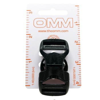 the OMM Dual Buckle