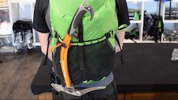 the OMM Ice Axe Kit