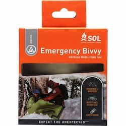 Survive Outdoors Longer Emergency Bivvy OD Green